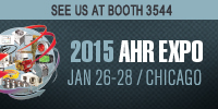 Fuji Electric to Exhibit at the 2015 AHR Expo