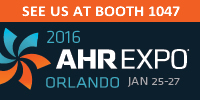 Fuji Electric to Exhibit at the 2016 AHR Expo