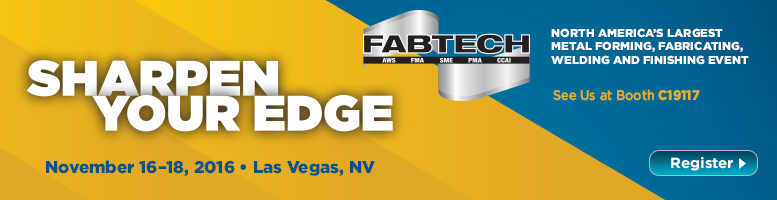 Fuji Electric to Exhibit at the Fabtech 2016