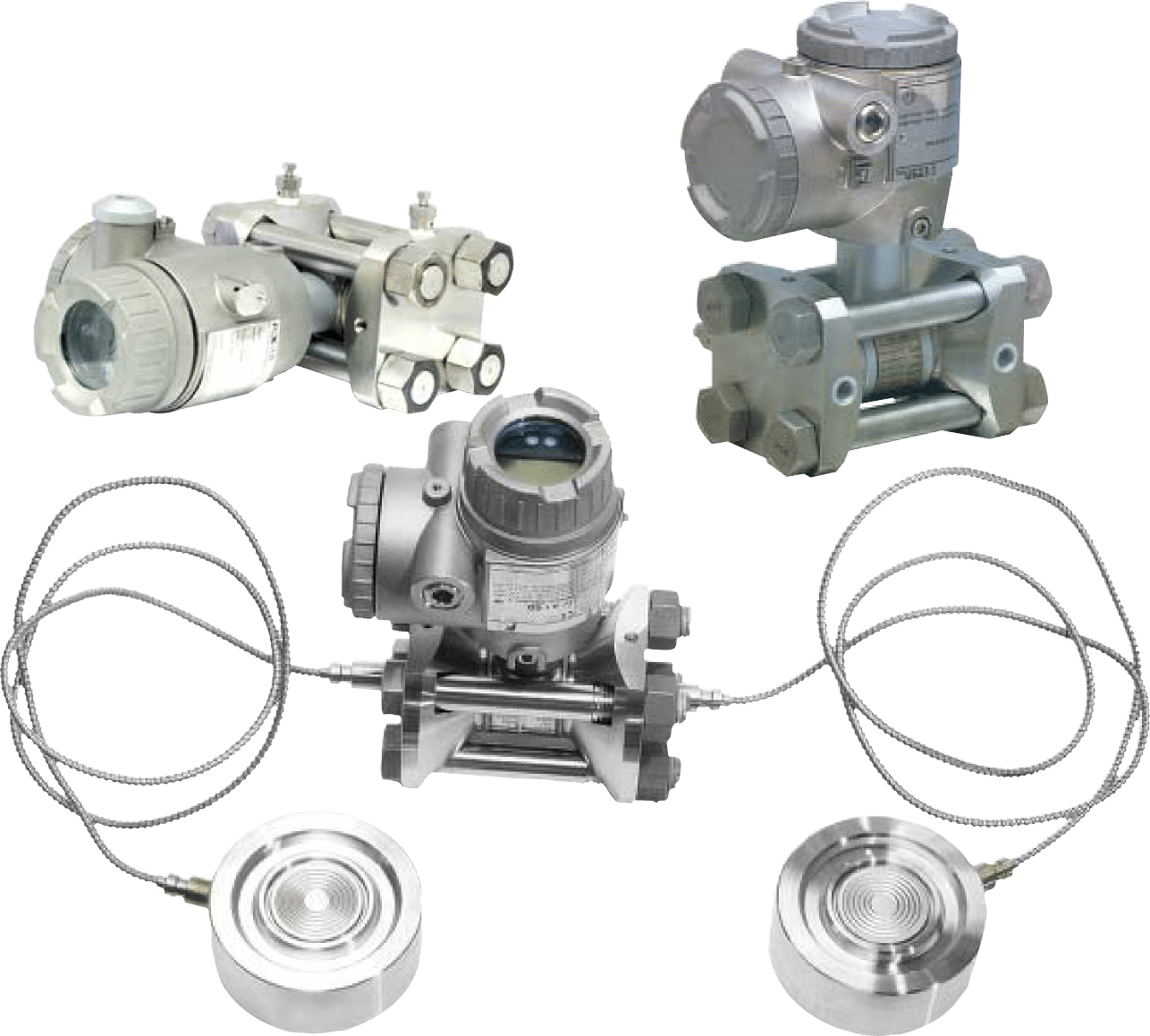 High Static Differential Pressure Transmitters