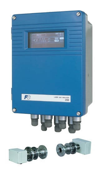 Cross Stack Laser Gas Analyzers