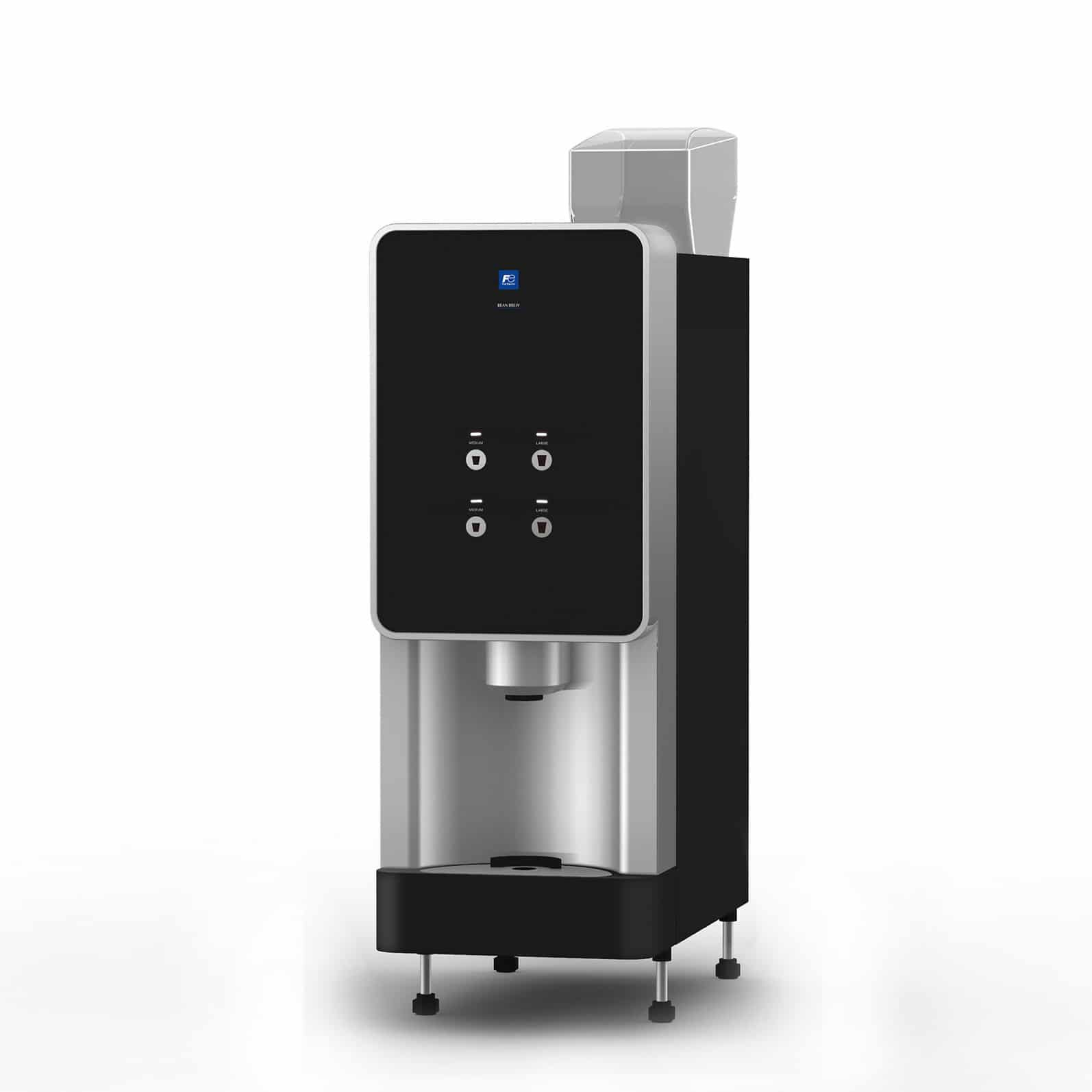 BeanBrew Coffee Machine