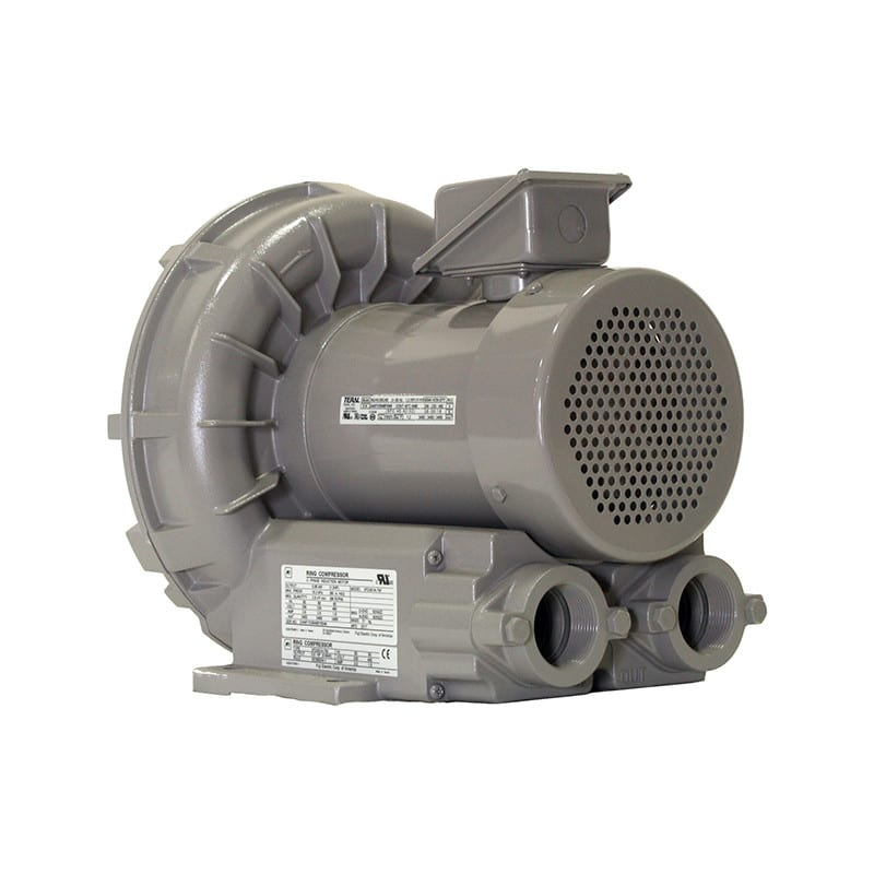 High Pressure Regenerative Blowers Rc Blowers Coolant