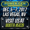Fuji Electric to Exhibit at the POWER-GEN International 2017