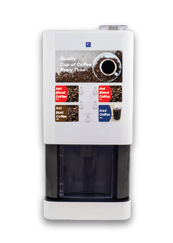 Commercial-Grade Single-Serve Coffee Machine