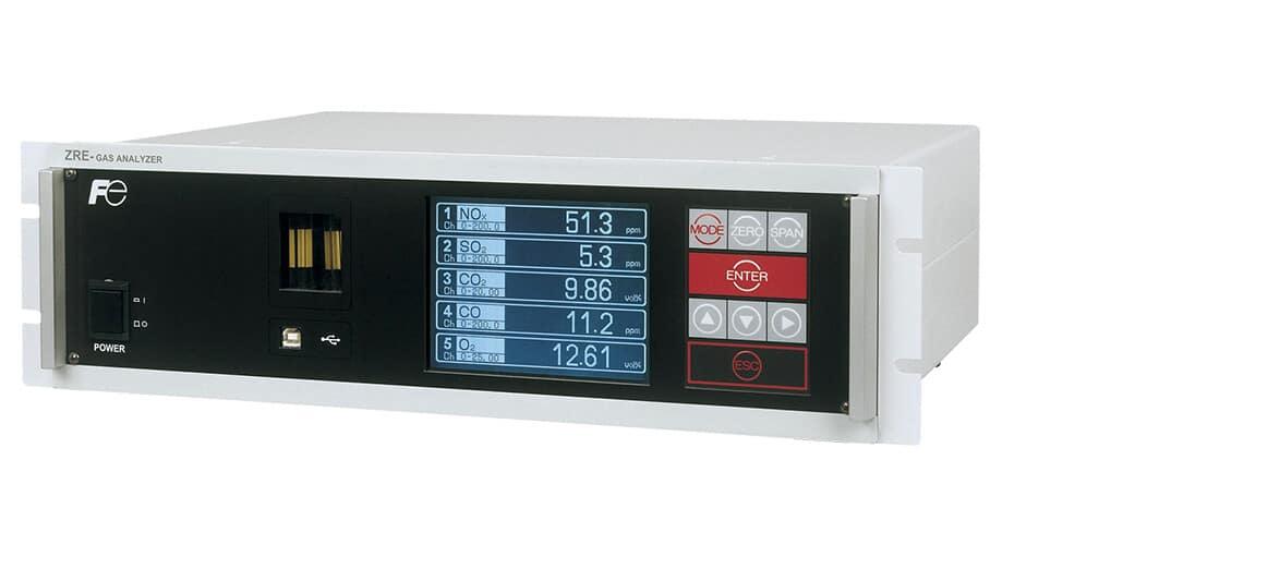 fuji-electric-ndir-gas-analyzer